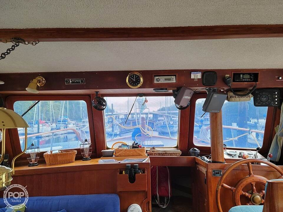 1977 Puget Sound boat for sale, model of the boat is 37 DC & Image # 7 of 40