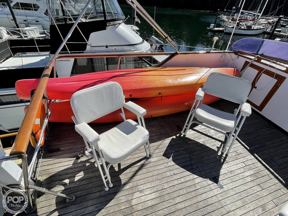 1977 Puget Sound boat for sale, model of the boat is 37 DC & Image # 16 of 40