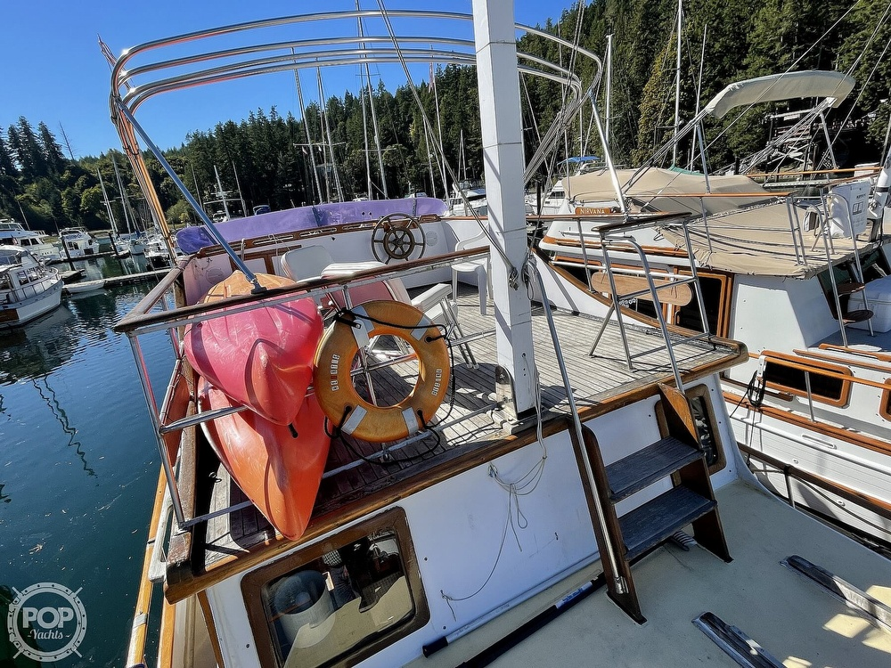 1977 Puget Sound boat for sale, model of the boat is 37 DC & Image # 17 of 40