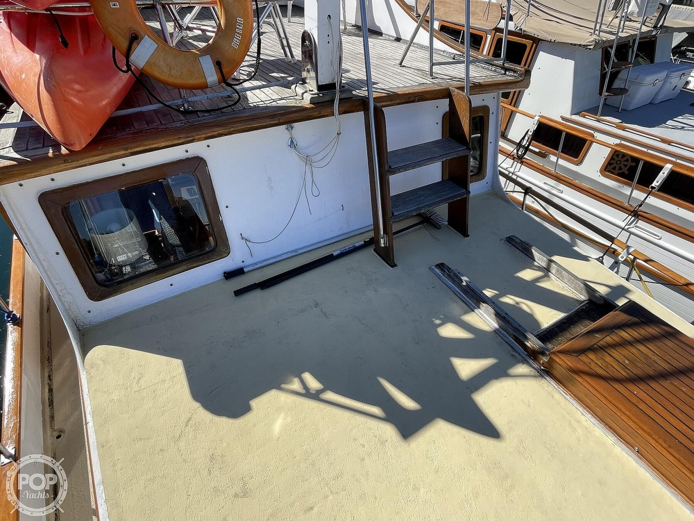 1977 Puget Sound boat for sale, model of the boat is 37 DC & Image # 18 of 40
