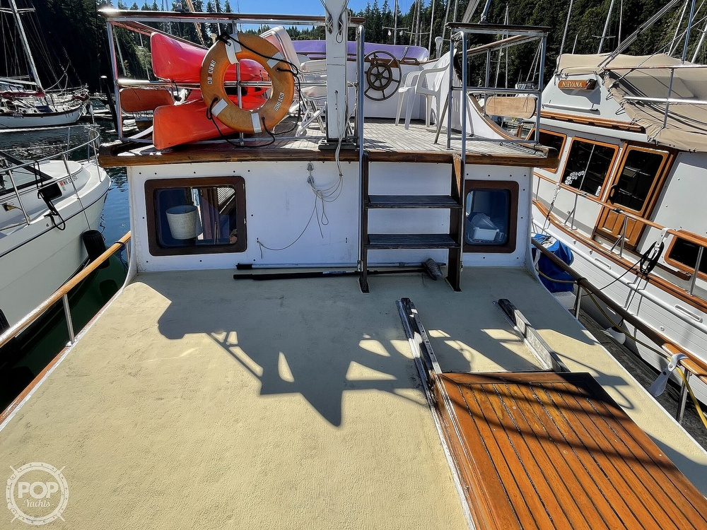 1977 Puget Sound boat for sale, model of the boat is 37 DC & Image # 10 of 40