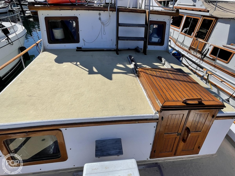 1977 Puget Sound boat for sale, model of the boat is 37 DC & Image # 22 of 40