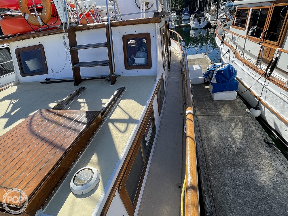1977 Puget Sound boat for sale, model of the boat is 37 DC & Image # 6 of 40