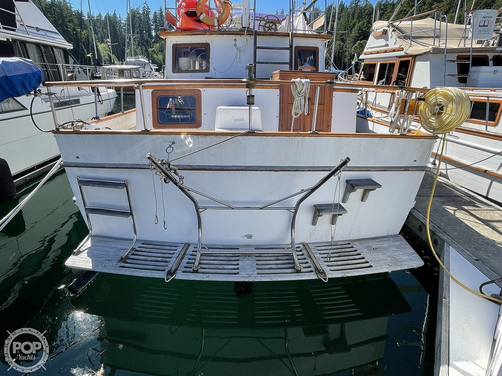 1977 Puget Sound boat for sale, model of the boat is 37 DC & Image # 5 of 40
