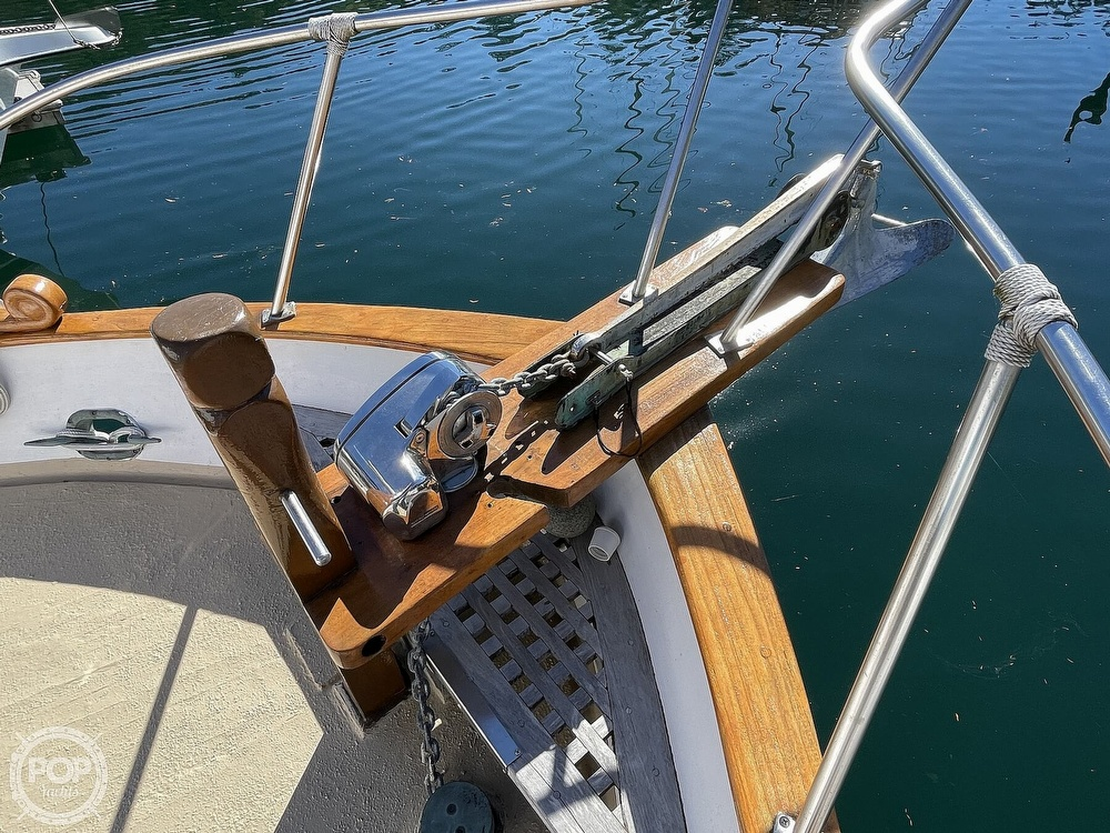 1977 Puget Sound boat for sale, model of the boat is 37 DC & Image # 28 of 40