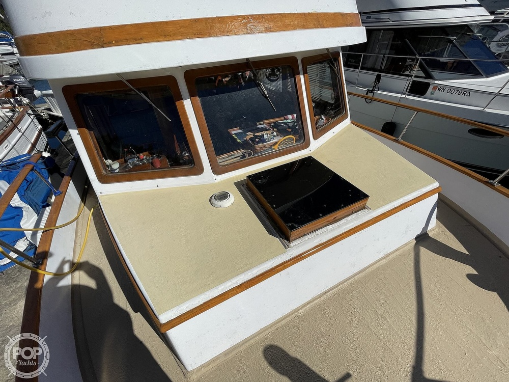 1977 Puget Sound boat for sale, model of the boat is 37 DC & Image # 29 of 40