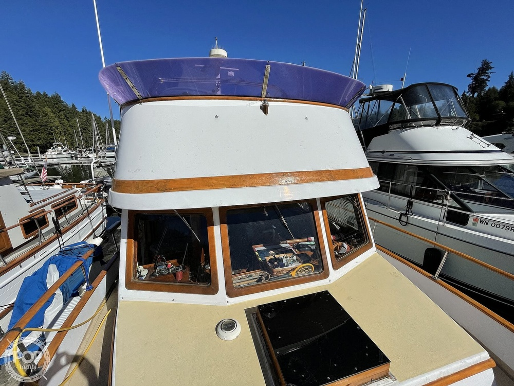 1977 Puget Sound boat for sale, model of the boat is 37 DC & Image # 30 of 40