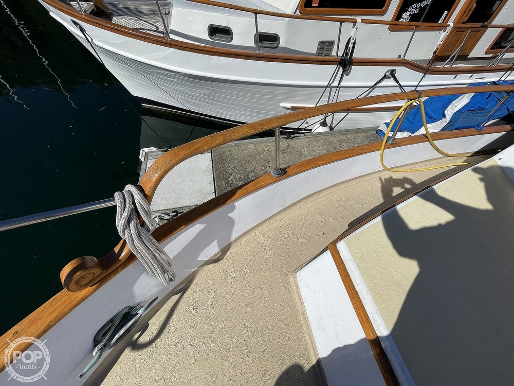 1977 Puget Sound boat for sale, model of the boat is 37 DC & Image # 33 of 40