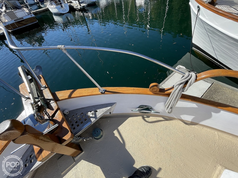 1977 Puget Sound boat for sale, model of the boat is 37 DC & Image # 34 of 40