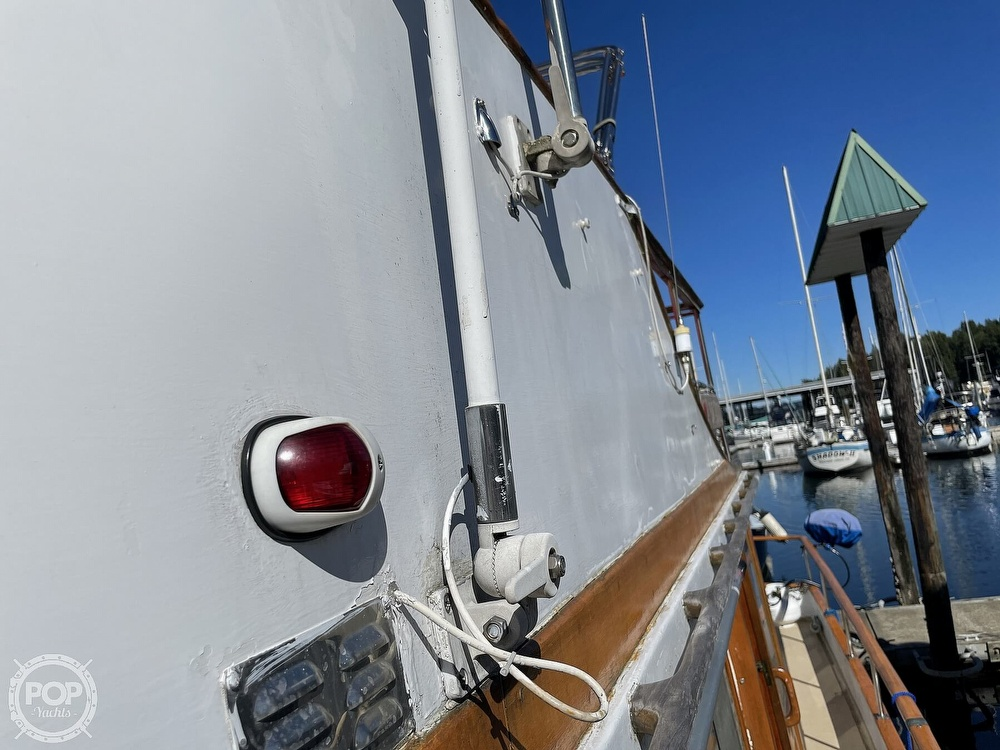 1977 Puget Sound boat for sale, model of the boat is 37 DC & Image # 38 of 40
