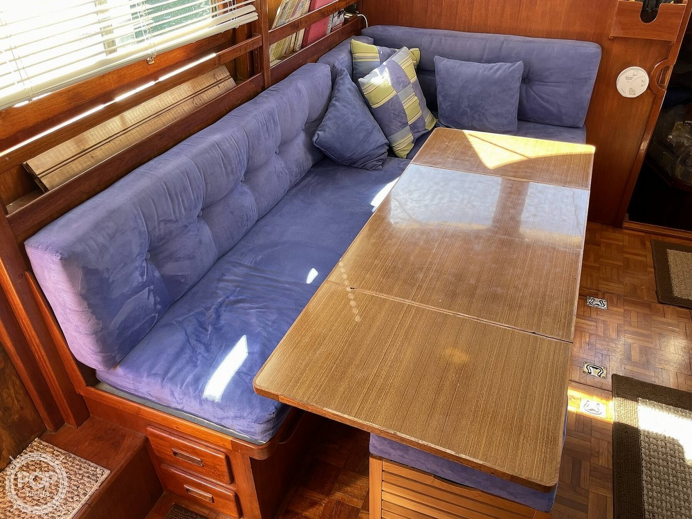 1977 Puget Sound boat for sale, model of the boat is 37 DC & Image # 40 of 40