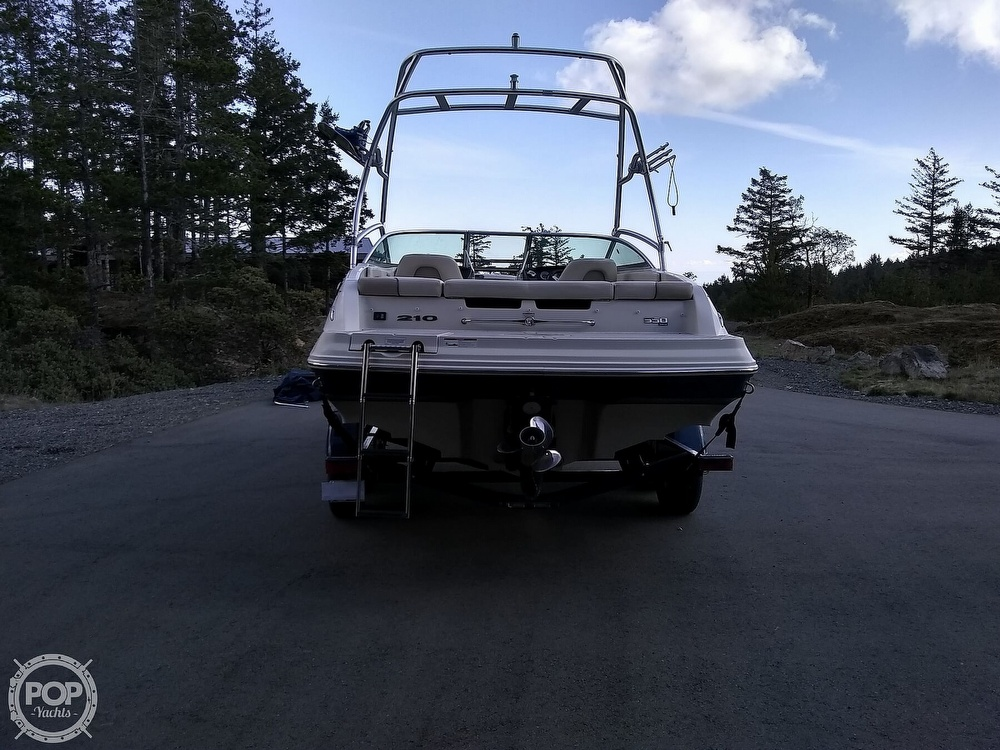 2010 Sea Ray boat for sale, model of the boat is 210 select & Image # 19 of 40
