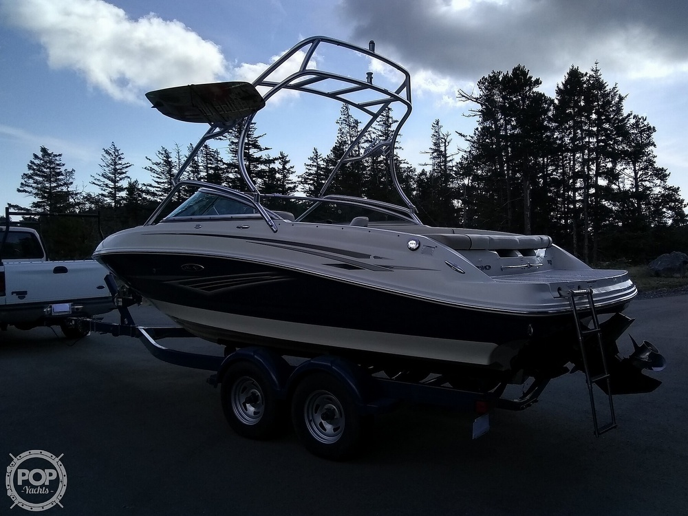 2010 Sea Ray boat for sale, model of the boat is 210 select & Image # 20 of 40