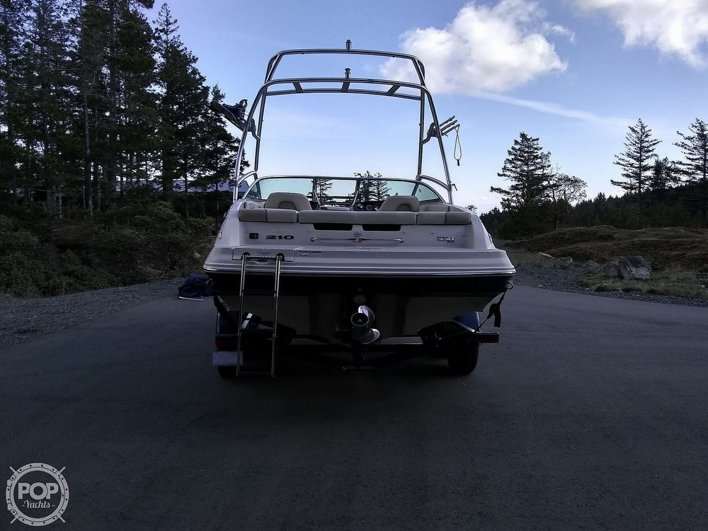 2010 Sea Ray boat for sale, model of the boat is 210 select & Image # 35 of 40