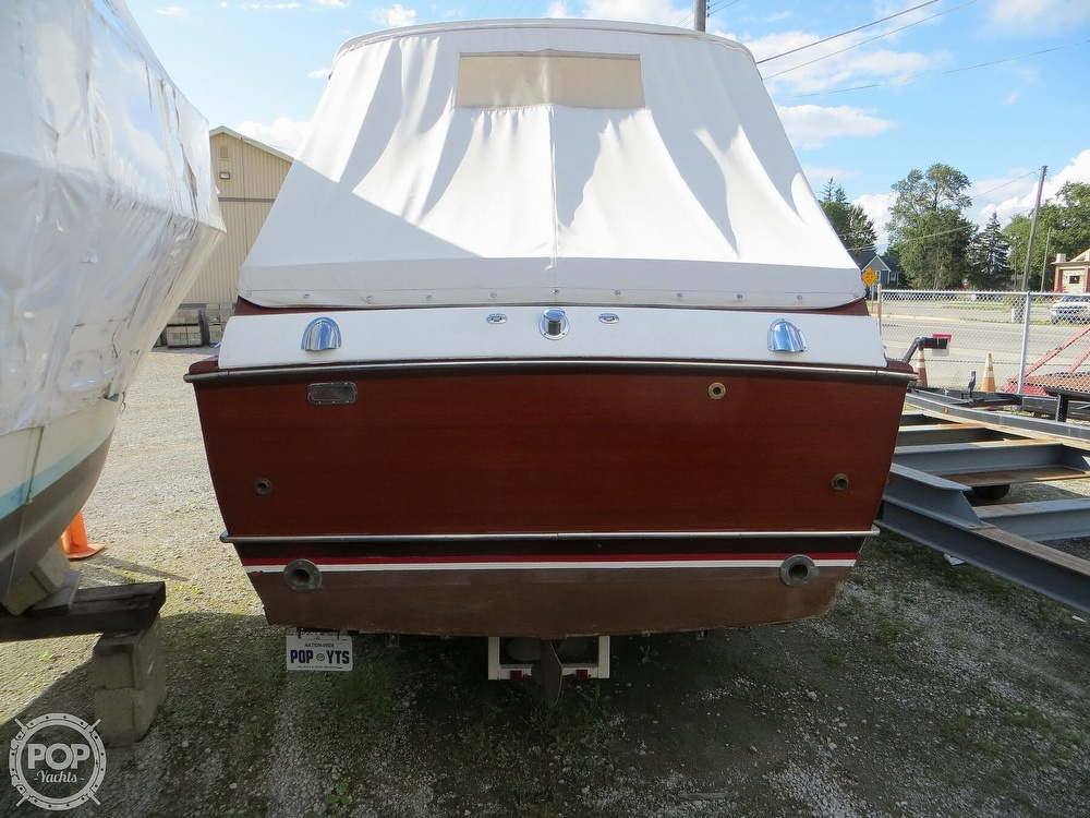 1960 Chris Craft boat for sale, model of the boat is Cavalier & Image # 3 of 40