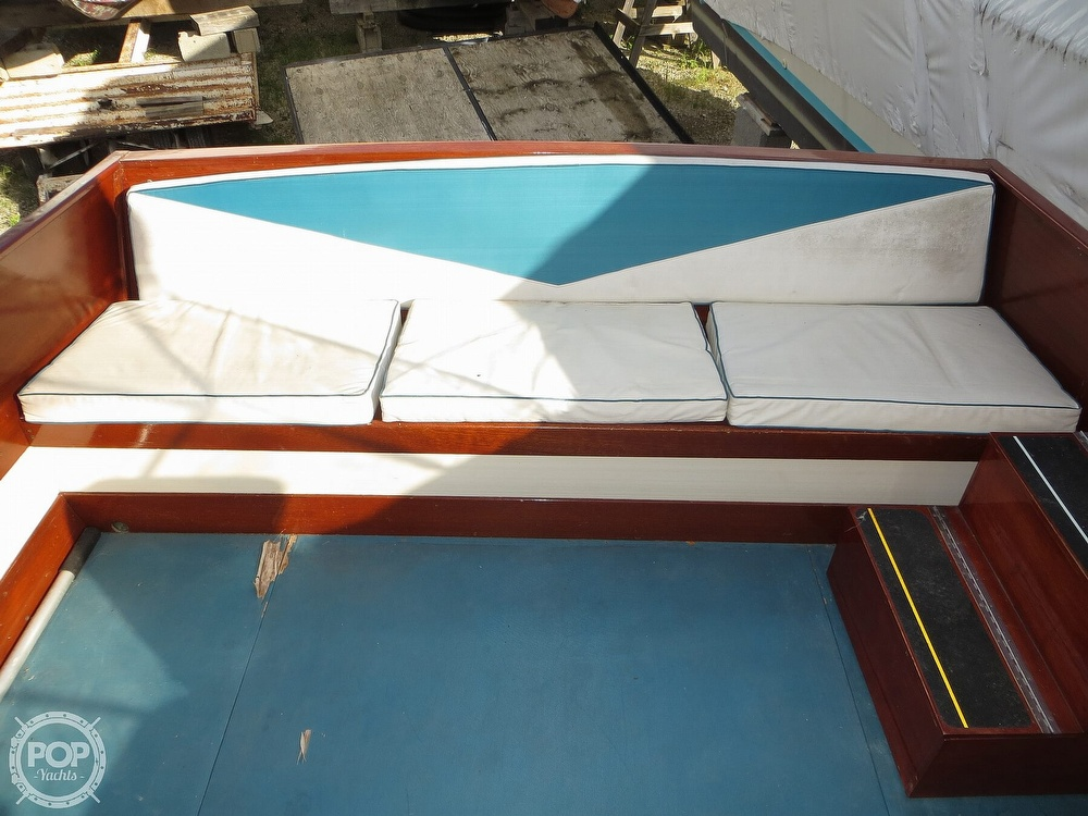 1960 Chris Craft boat for sale, model of the boat is Cavalier & Image # 5 of 40