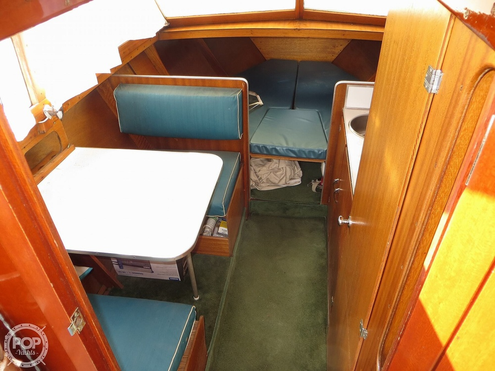 1960 Chris Craft boat for sale, model of the boat is Cavalier & Image # 6 of 40