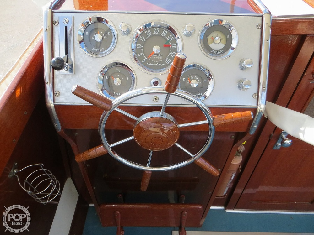 1960 Chris Craft boat for sale, model of the boat is Cavalier & Image # 14 of 40