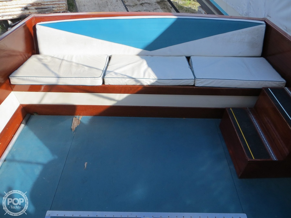 1960 Chris Craft boat for sale, model of the boat is Cavalier & Image # 15 of 40