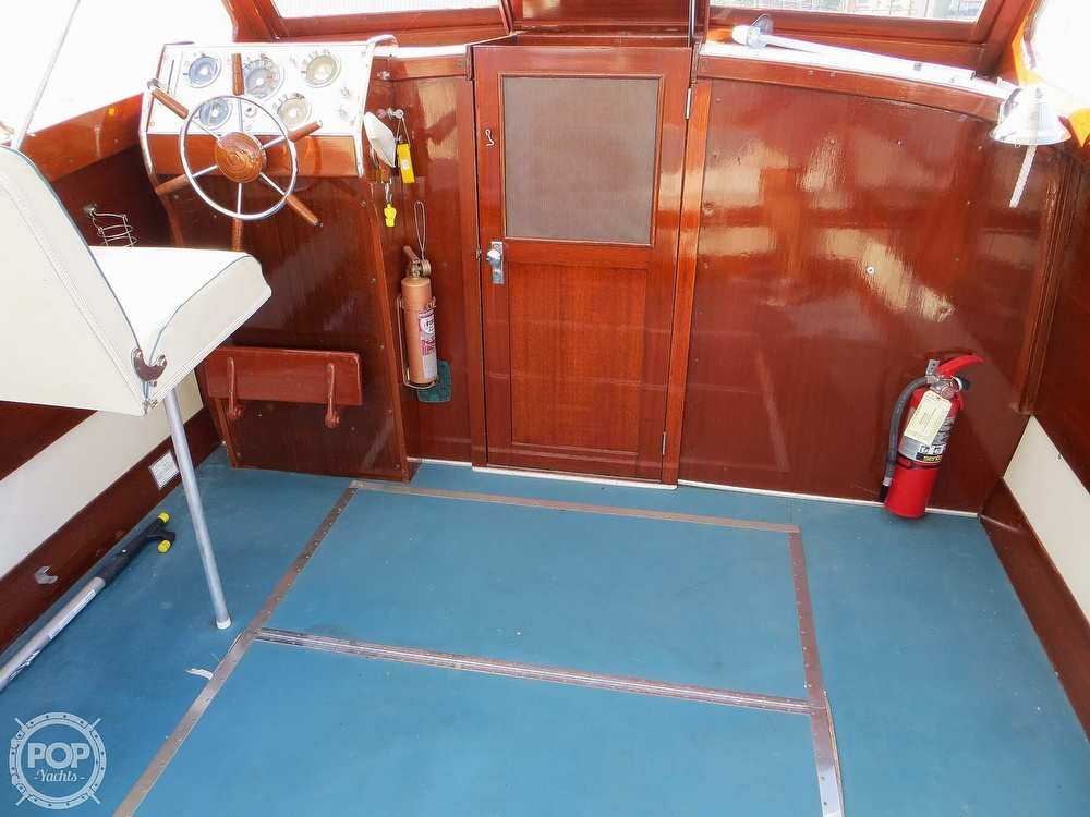 1960 Chris Craft boat for sale, model of the boat is Cavalier & Image # 16 of 40