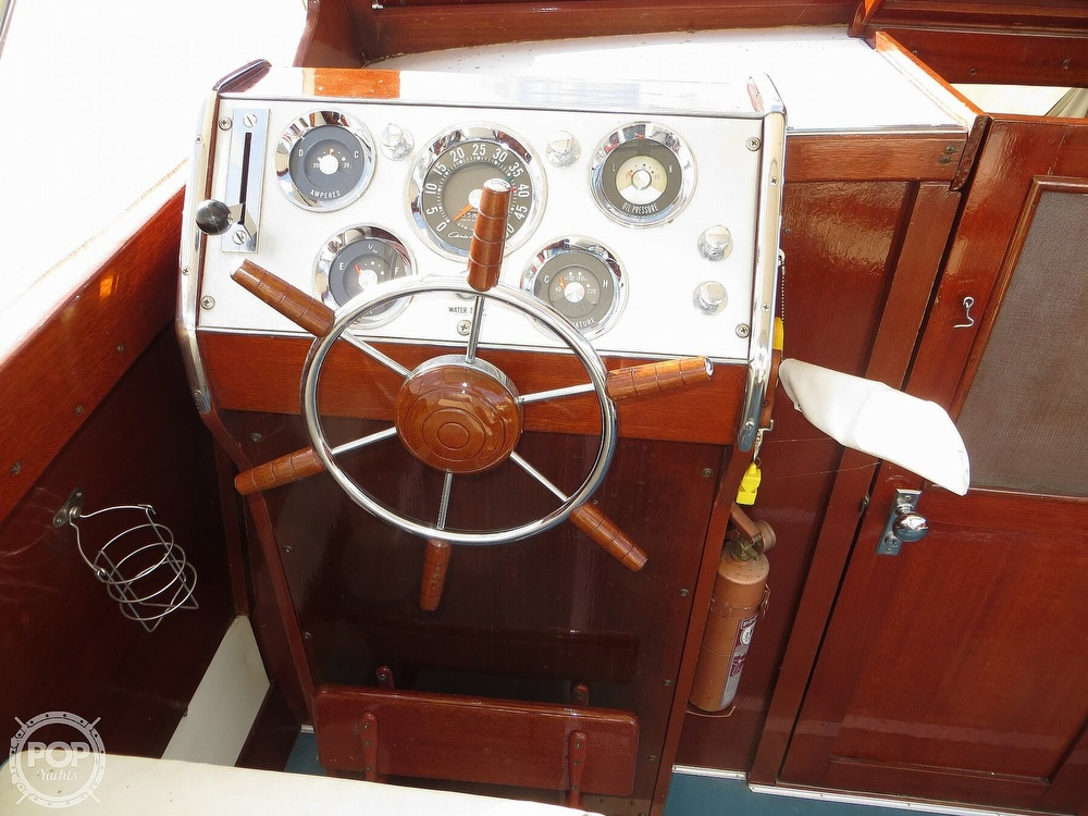 1960 Chris Craft boat for sale, model of the boat is Cavalier & Image # 18 of 40