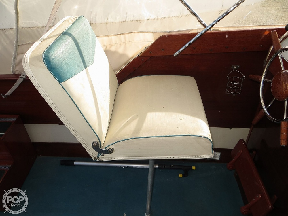 1960 Chris Craft boat for sale, model of the boat is Cavalier & Image # 20 of 40