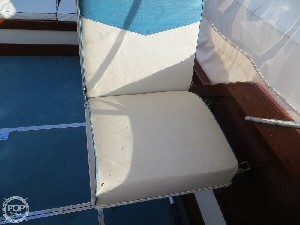 1960 Chris Craft boat for sale, model of the boat is Cavalier & Image # 21 of 40