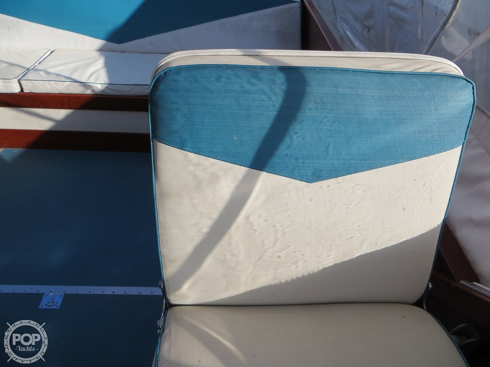 1960 Chris Craft boat for sale, model of the boat is Cavalier & Image # 23 of 40