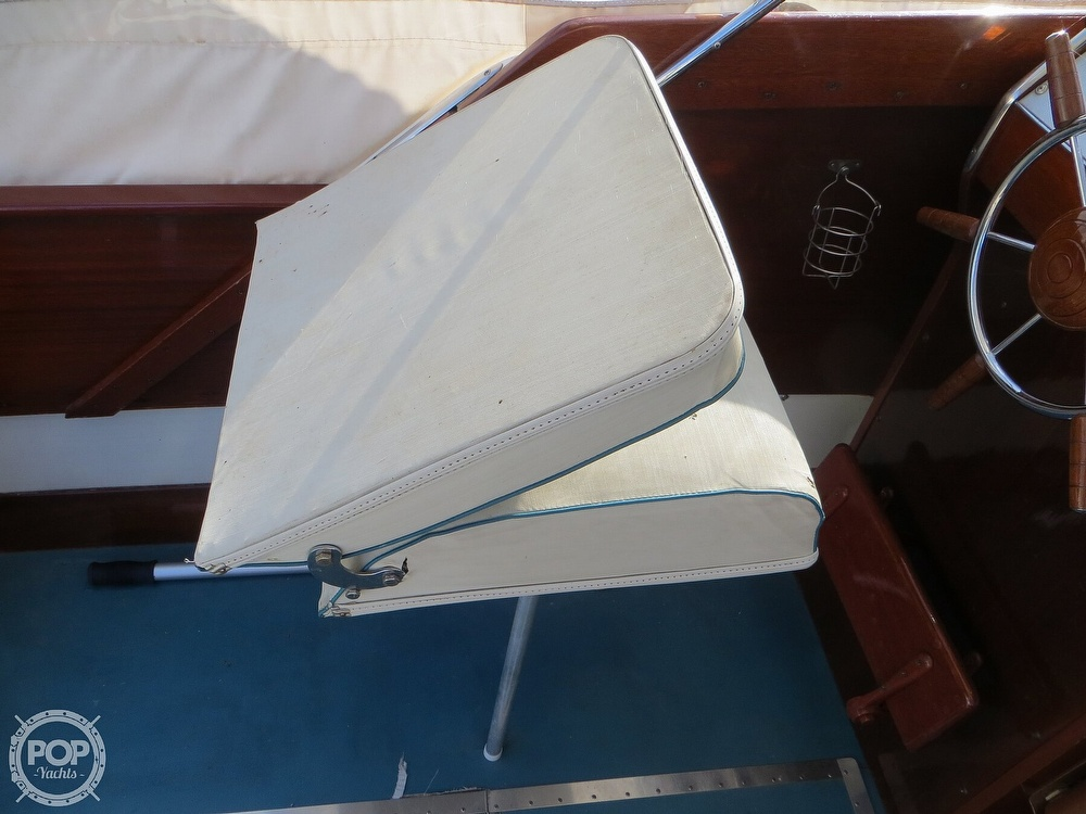 1960 Chris Craft boat for sale, model of the boat is Cavalier & Image # 24 of 40