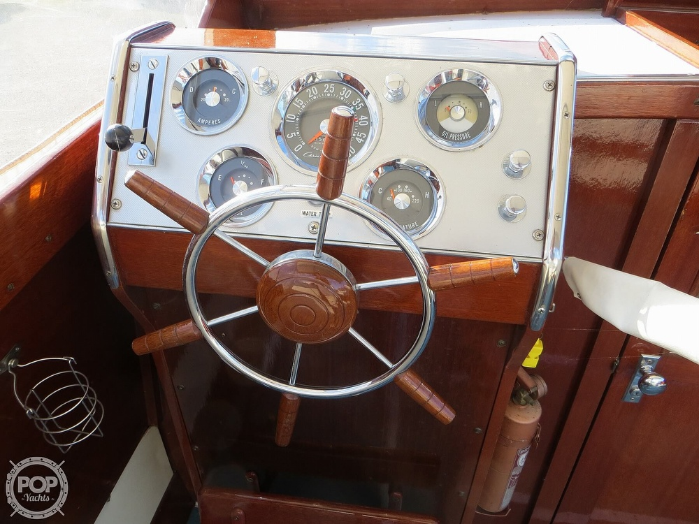 1960 Chris Craft boat for sale, model of the boat is Cavalier & Image # 25 of 40