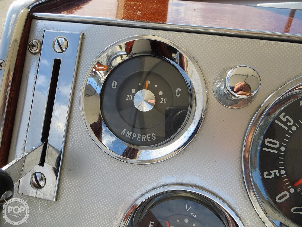 1960 Chris Craft boat for sale, model of the boat is Cavalier & Image # 27 of 40