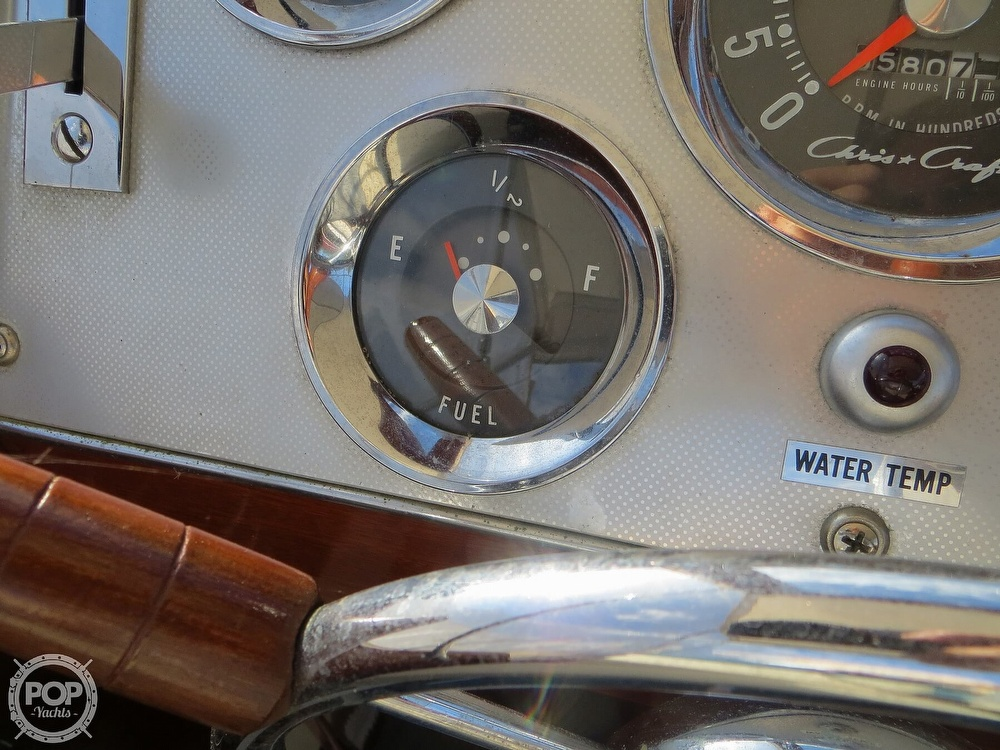1960 Chris Craft boat for sale, model of the boat is Cavalier & Image # 31 of 40