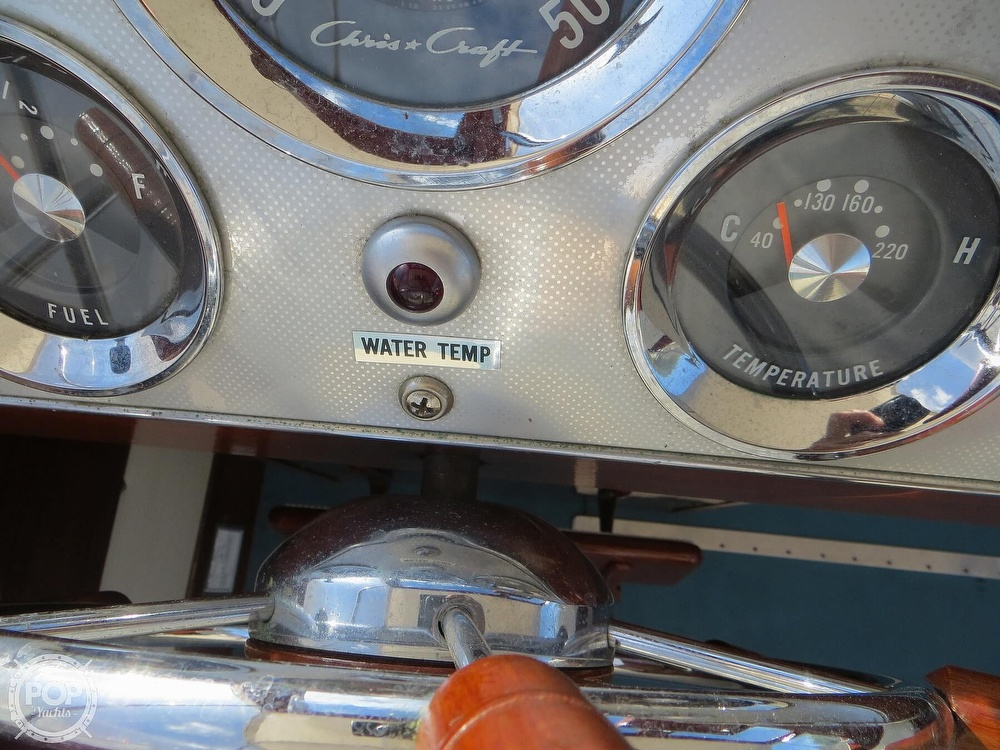 1960 Chris Craft boat for sale, model of the boat is Cavalier & Image # 32 of 40