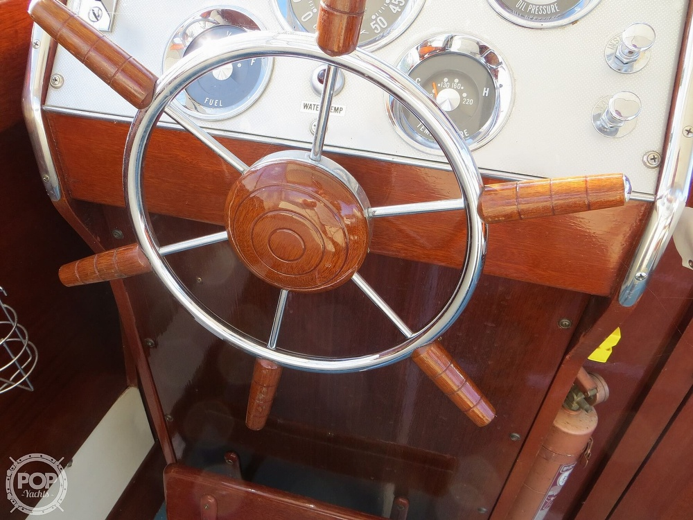 1960 Chris Craft boat for sale, model of the boat is Cavalier & Image # 33 of 40