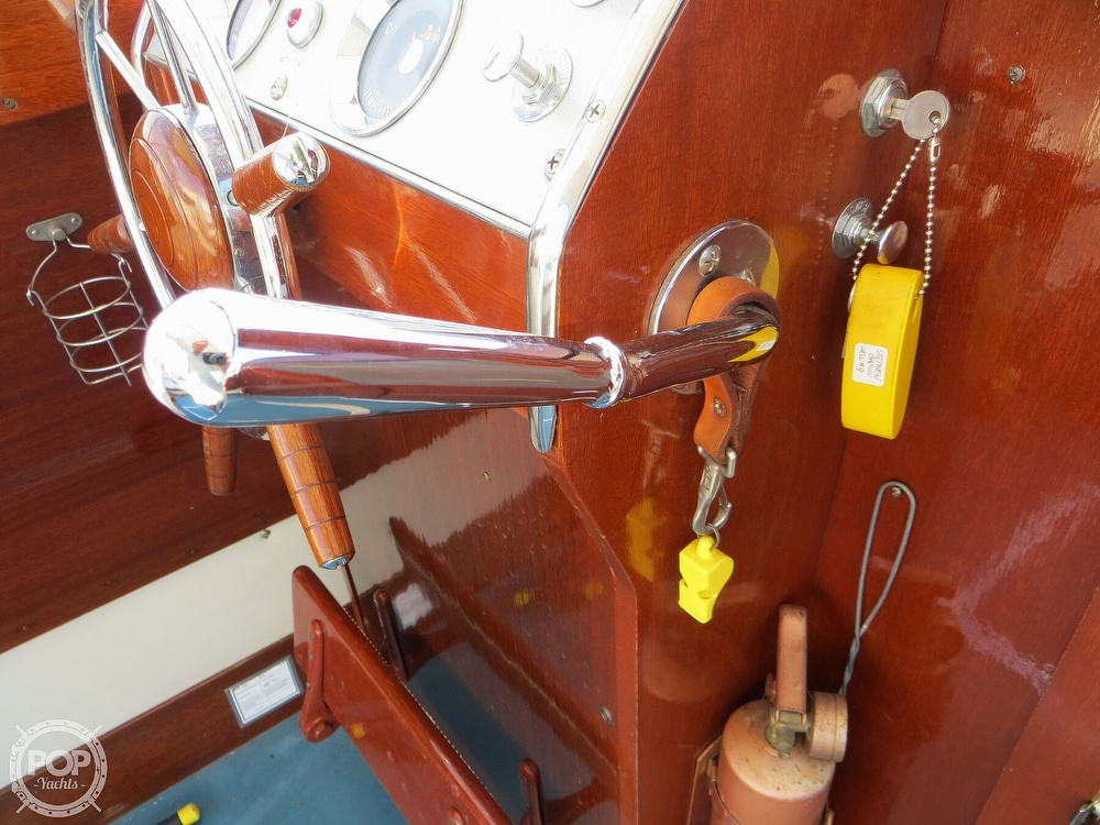 1960 Chris Craft boat for sale, model of the boat is Cavalier & Image # 38 of 40