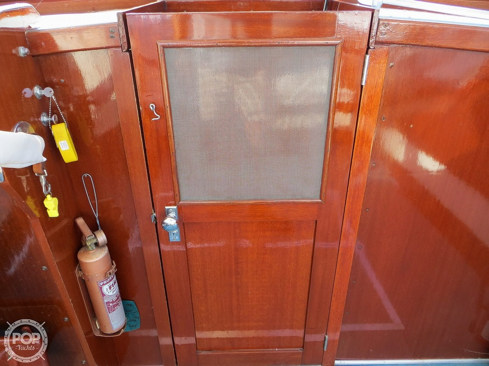 1960 Chris Craft boat for sale, model of the boat is Cavalier & Image # 39 of 40