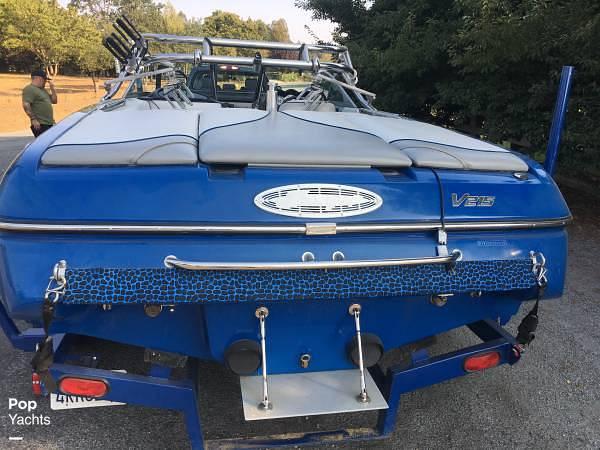2009 Sanger boat for sale, model of the boat is 215v Black Scorpion & Image # 6 of 40