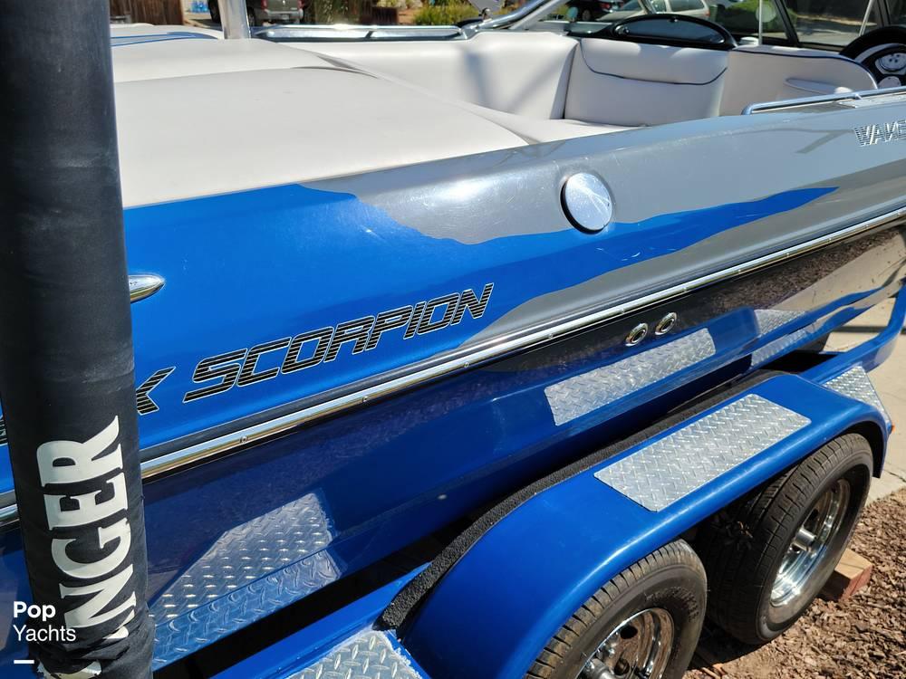2009 Sanger boat for sale, model of the boat is 215v Black Scorpion & Image # 24 of 40