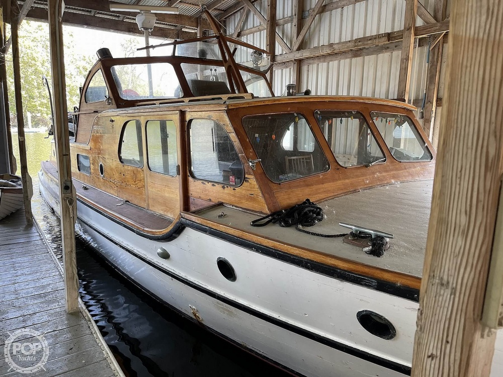 1942 Shain boat for sale, model of the boat is Grady power cruiser & Image # 2 of 40