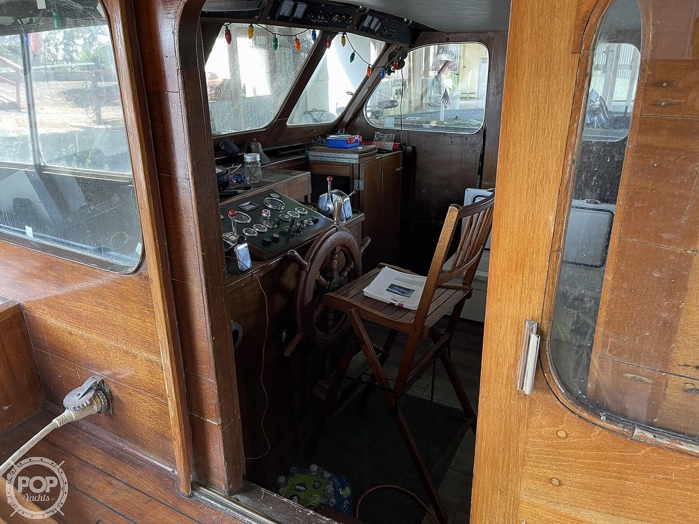 1942 Shain boat for sale, model of the boat is Grady power cruiser & Image # 10 of 40