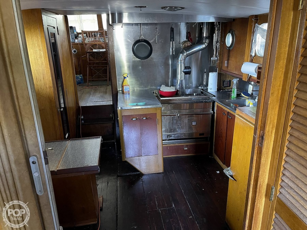 1942 Shain boat for sale, model of the boat is Grady power cruiser & Image # 12 of 40