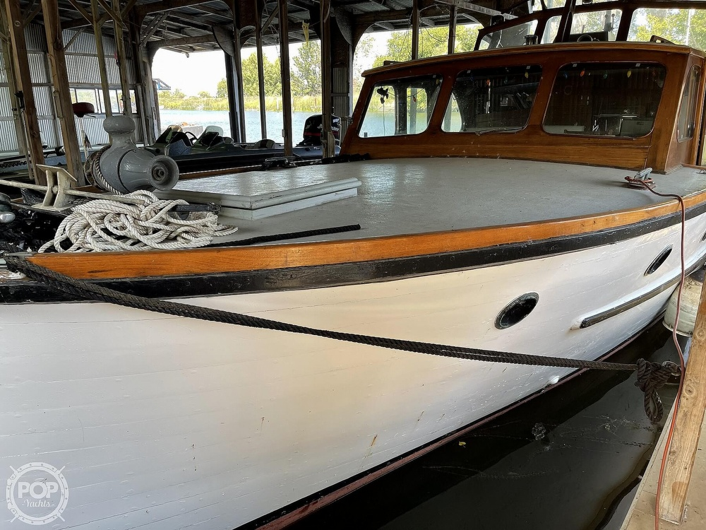 1942 Shain boat for sale, model of the boat is Grady power cruiser & Image # 3 of 40
