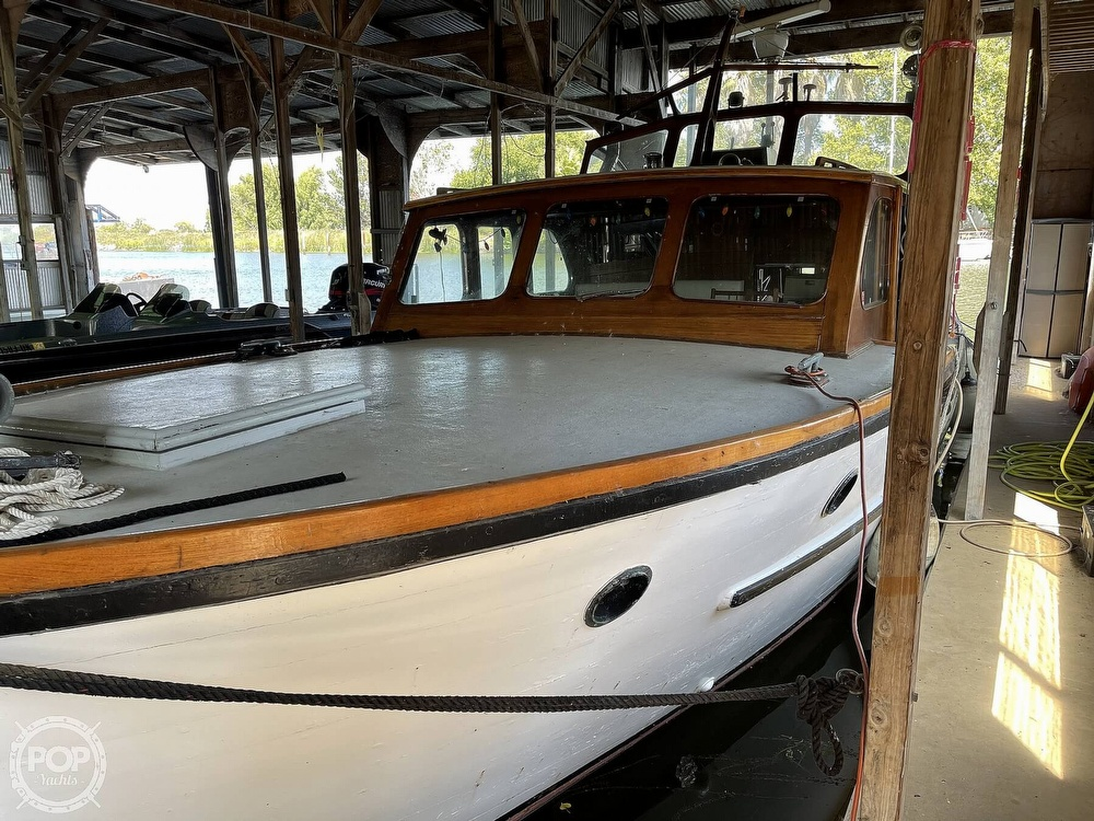 1942 Shain boat for sale, model of the boat is Grady power cruiser & Image # 5 of 40