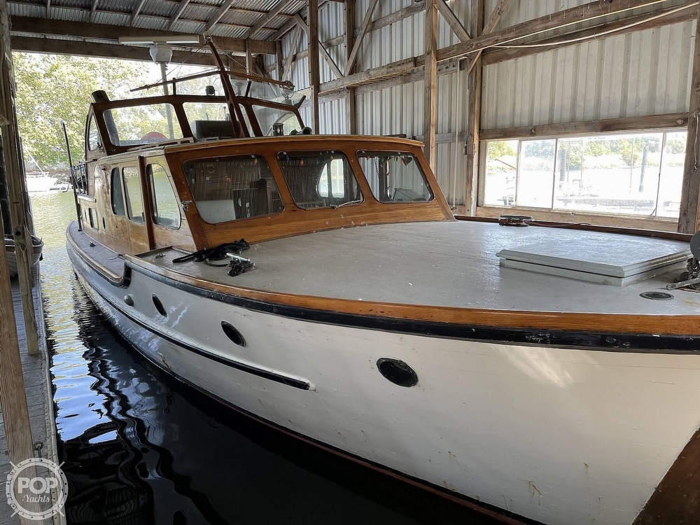 1942 Shain boat for sale, model of the boat is Grady power cruiser & Image # 6 of 40