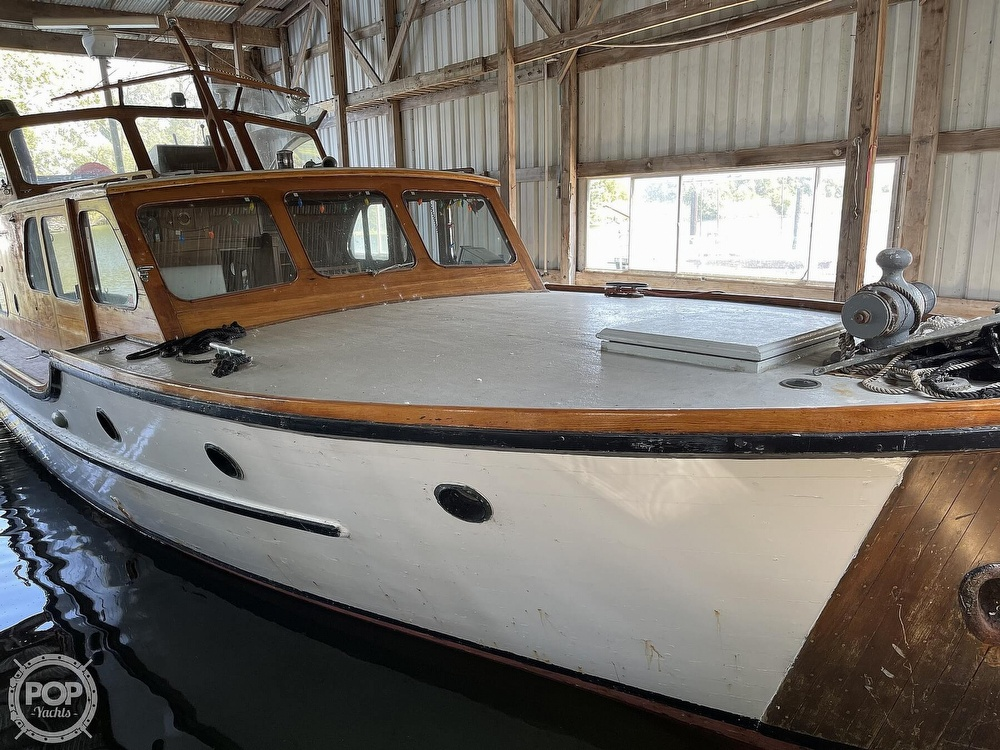 1942 Shain boat for sale, model of the boat is Grady power cruiser & Image # 7 of 40