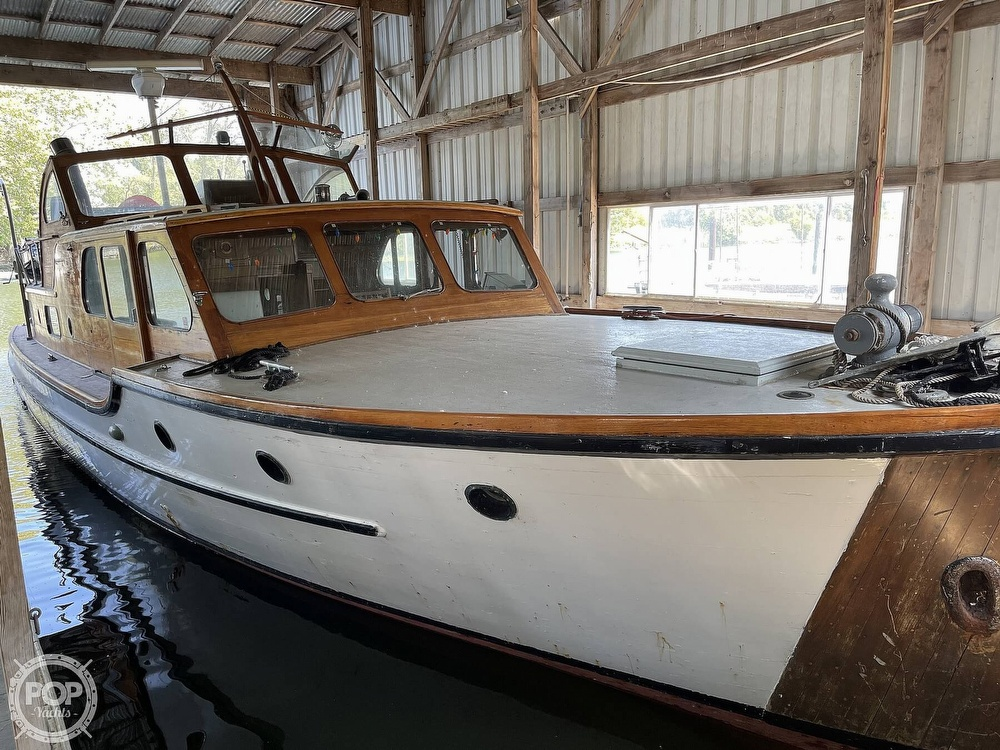 1942 Shain boat for sale, model of the boat is Grady power cruiser & Image # 8 of 40