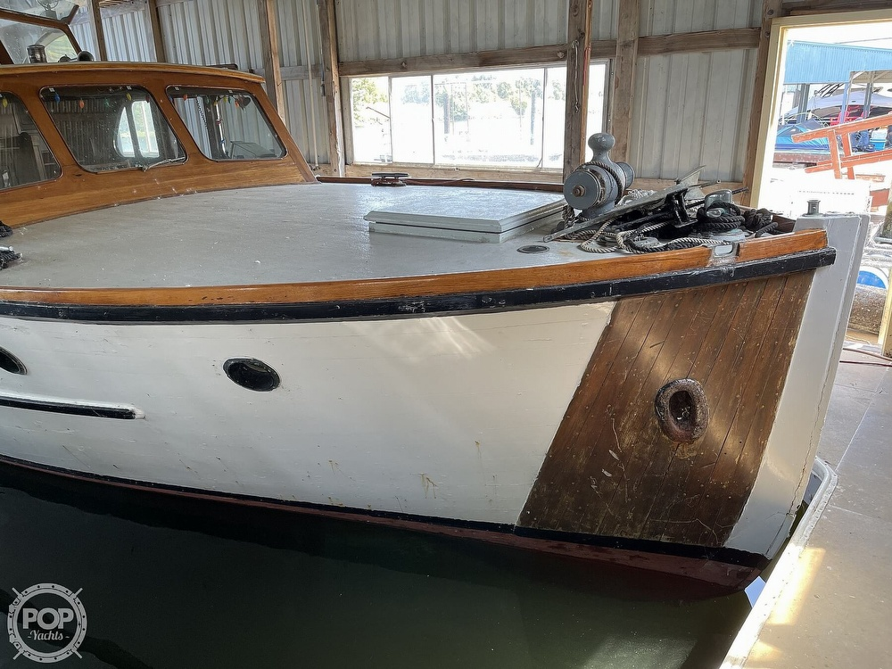 1942 Shain boat for sale, model of the boat is Grady power cruiser & Image # 9 of 40