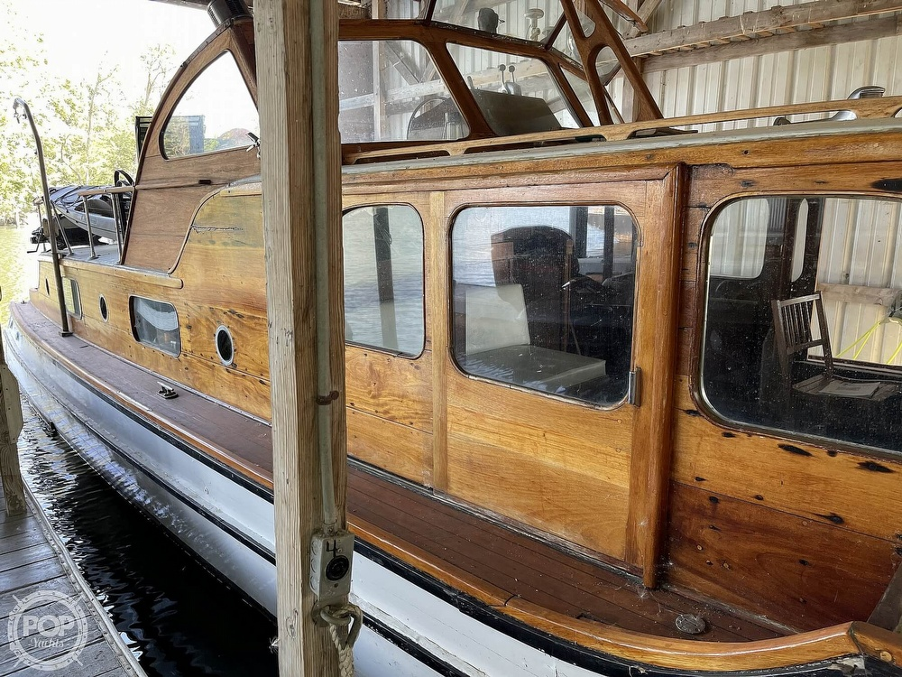 1942 Shain boat for sale, model of the boat is Grady power cruiser & Image # 13 of 40