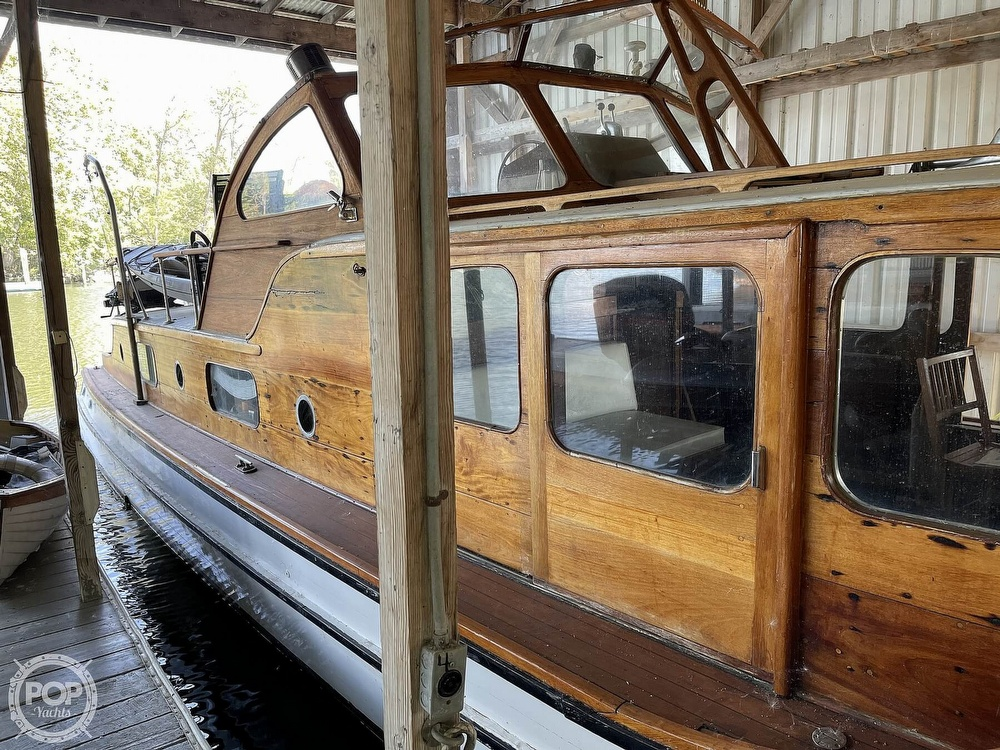 1942 Shain boat for sale, model of the boat is Grady power cruiser & Image # 14 of 40