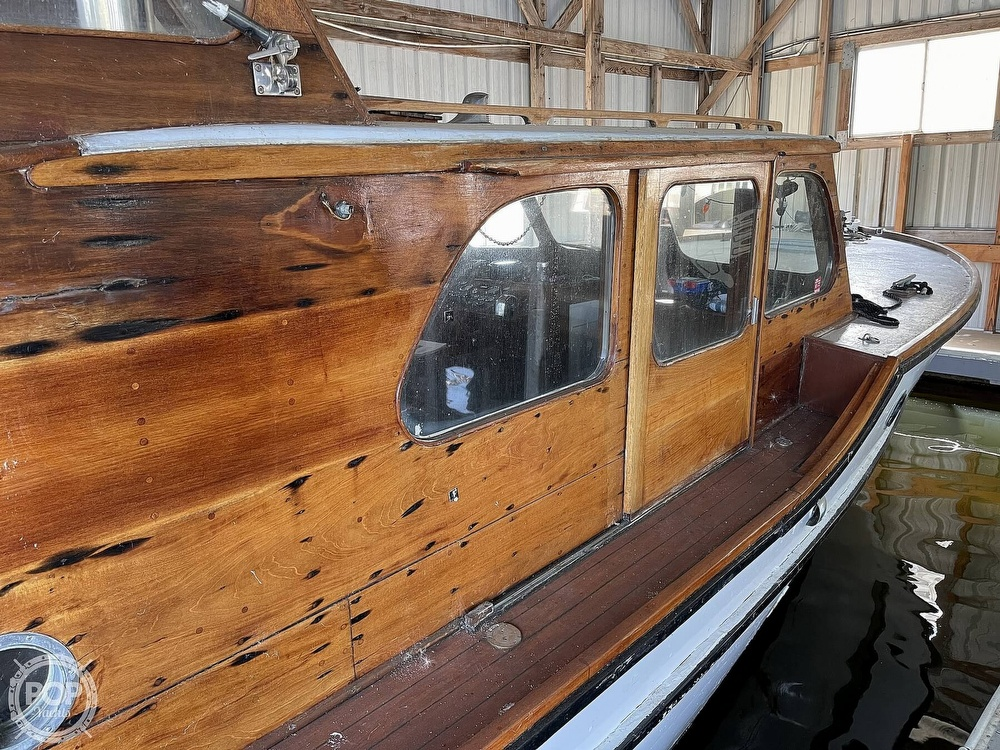 1942 Shain boat for sale, model of the boat is Grady power cruiser & Image # 16 of 40